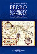 . invitar a usted a la presentación del libro Pedro Sarmiento de Gamboa. (portada libropedro sarmiento gambos)