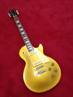 Gibson LesPaul ゴールドトップ