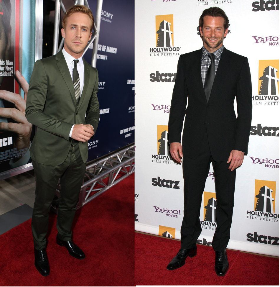Ryan Gosling Suit Runner-up ryan gosling (no