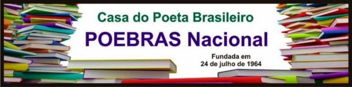 Casa do Poeta Brasileiro - POEBRAS Nacional