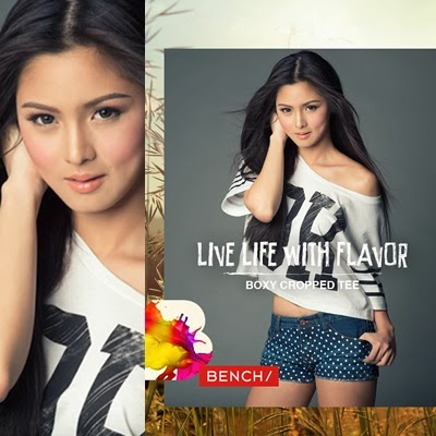 Kim Chiu for Bench Summer 2014