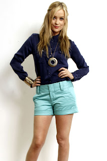 Laura Whitmore Oxygen Boutique Photoshoot