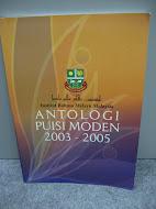 Antologi Puisi Moden 2003 - 2005
