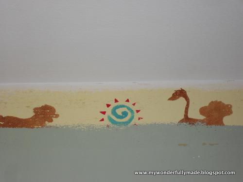 Wonderfully Made Removing Wallpaper Border