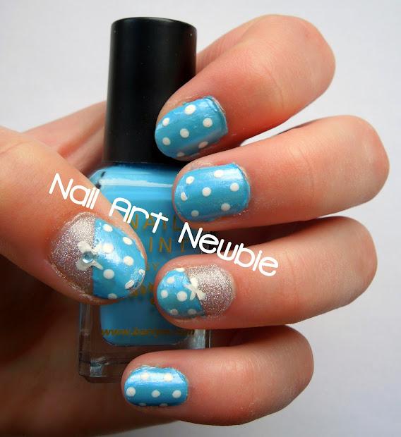nail art newbie bridesmaids nails
