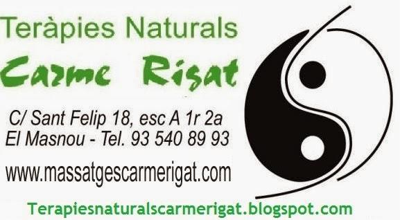 Teràpies Naturals CARME RIGAT