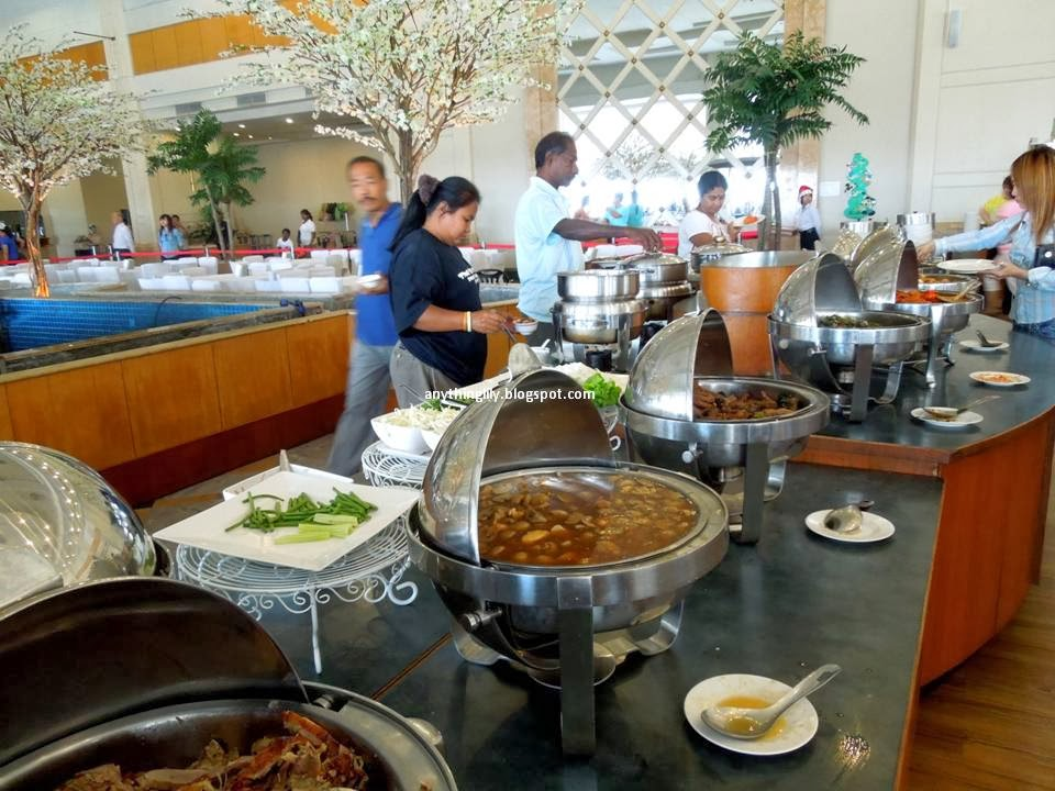 anythinglily hatyai buffet at lee garden plaza hotel