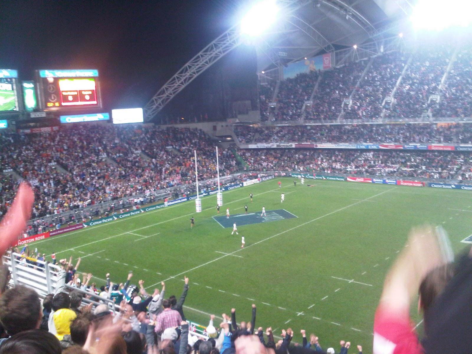 Las Estadísticas de Rugby del BAC desde 1952: marzo 2011