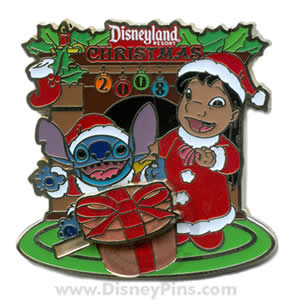 Lilo And Stitch A Christmas Gift