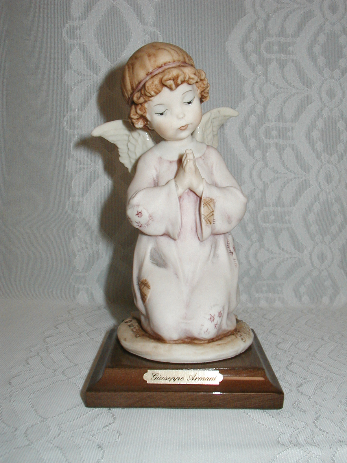 Armani Figurines Collection For Sale 23 Giuseppe Armani Porcelain Figurines Sale