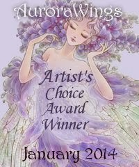 Aurora Wings Artist's Choice Award