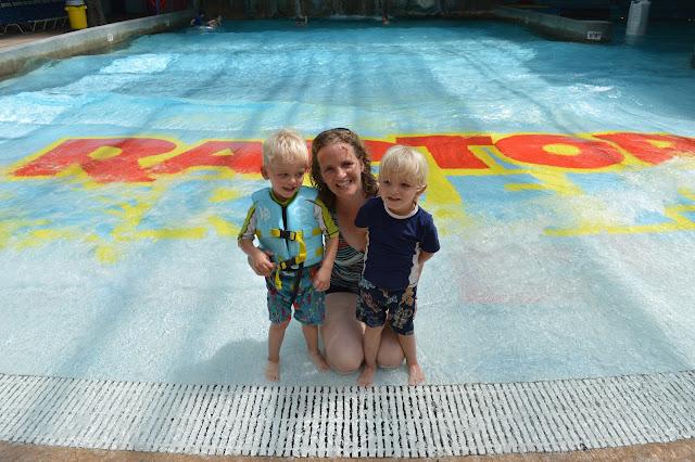 triple play resort water park
