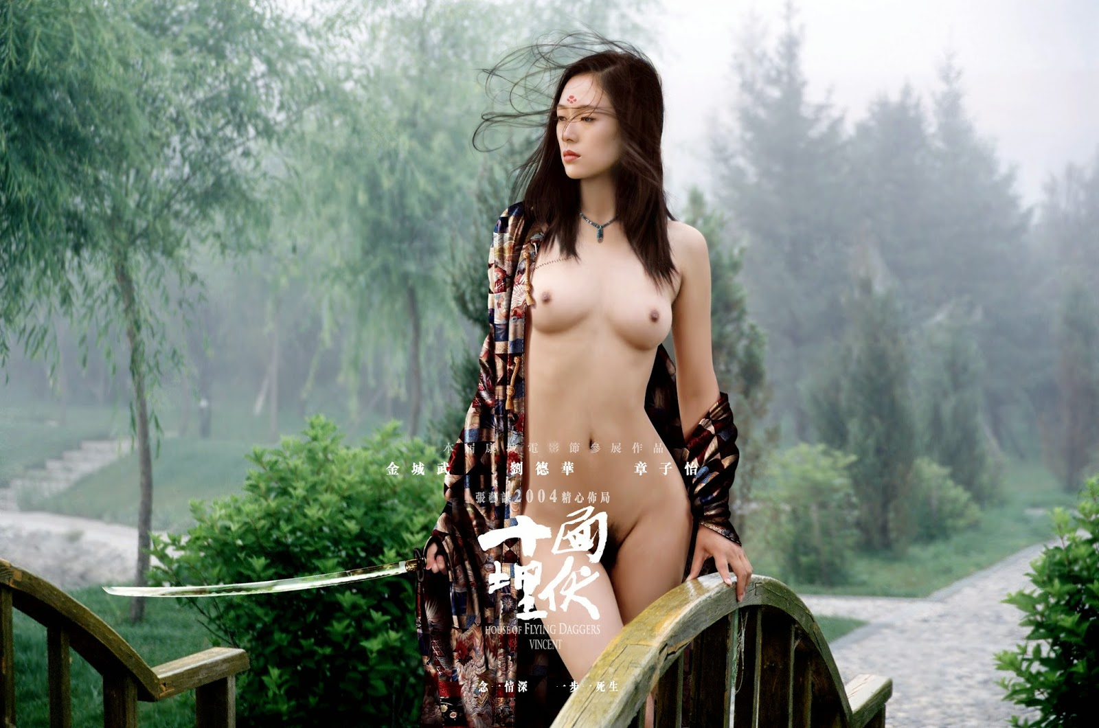 Zhang Zi Yi Nude Video Sex 110