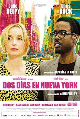 Dos dias en Nueva York (2013)