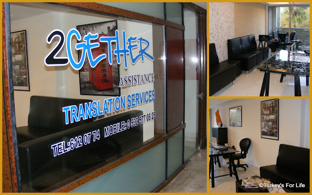 2Gether Office In Fethiye