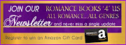 Gift Card Giveaway at Romance Books 4 US