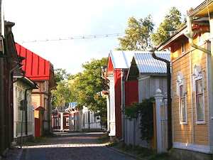 My Finnish home town : Rauma...isn´t it beautiful?
