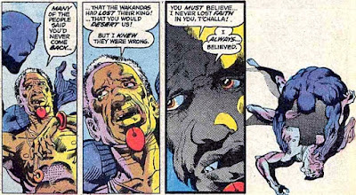 Jungle Action #6, the Black Panther