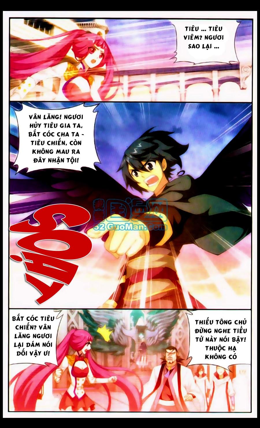 Đấu Phá Thương Khung chap 87 page 16 - IZTruyenTranh.com