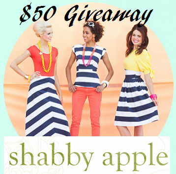 $50 Shabby Apple Giveawa