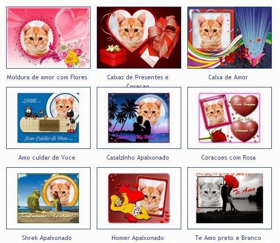 Gratis pon marcos a tus fotos de San Valentín