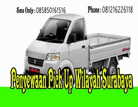 Penyewaan Pick Up Wilayah Surabaya