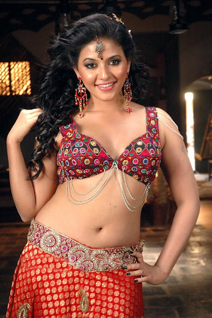 ANJALI hot boobs and navel
