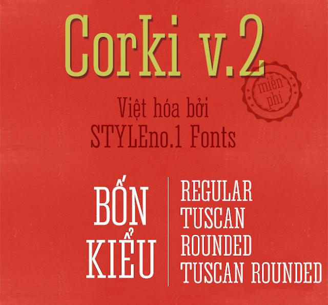 [Serif] Corki v.2 Việt hóa
