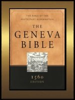 The Geneva Bible [1560]