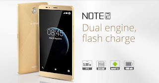 Review Infinix Note 2 LTE