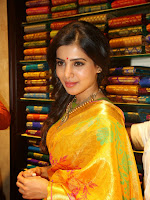 Samantha photos at South India shopping mall-cover-photo