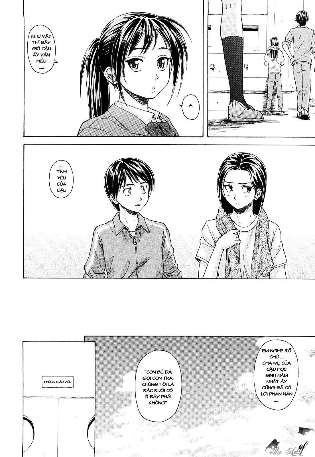 TruyenHay.Com - Ảnh 27 - Setsunai Omoi Chapter 1