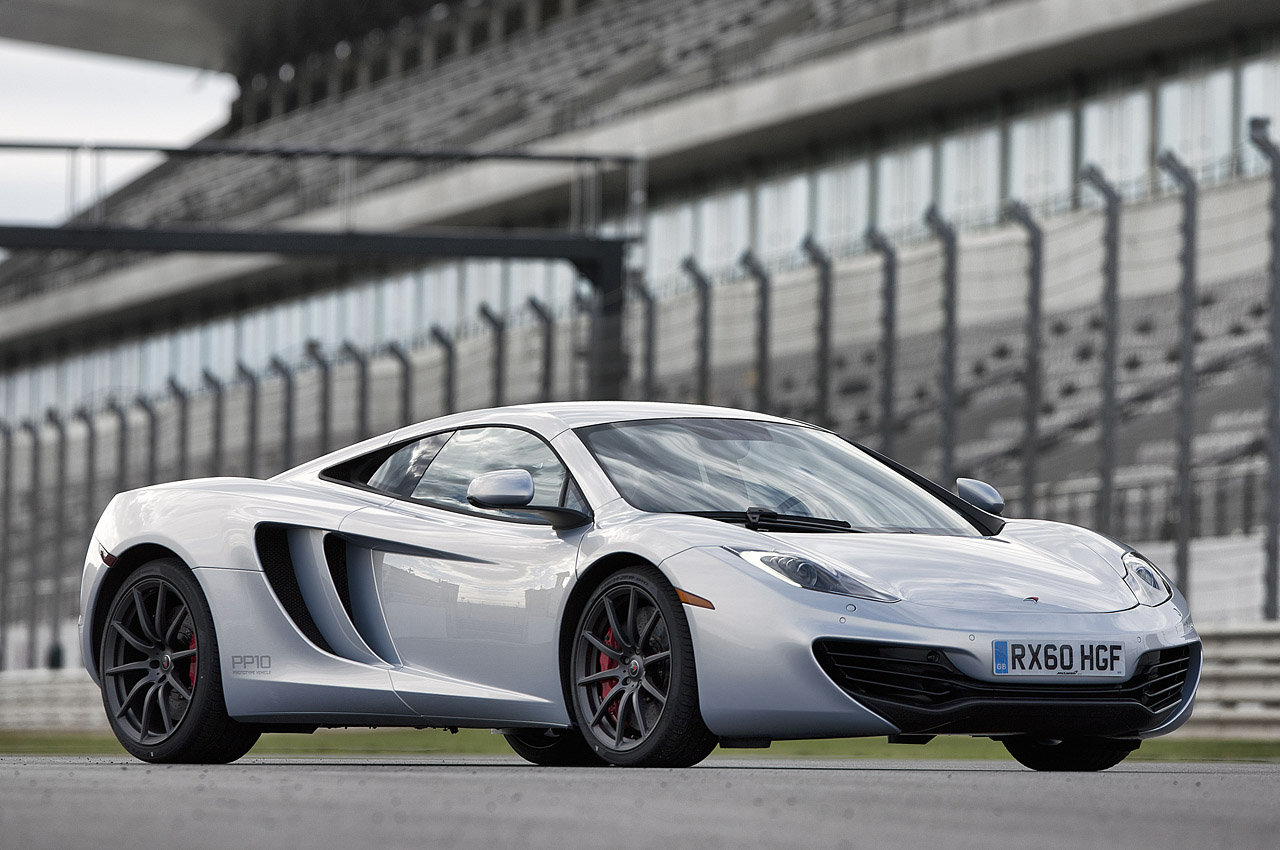 2012 MCLAREN MP4-12C HD WALLPAPER