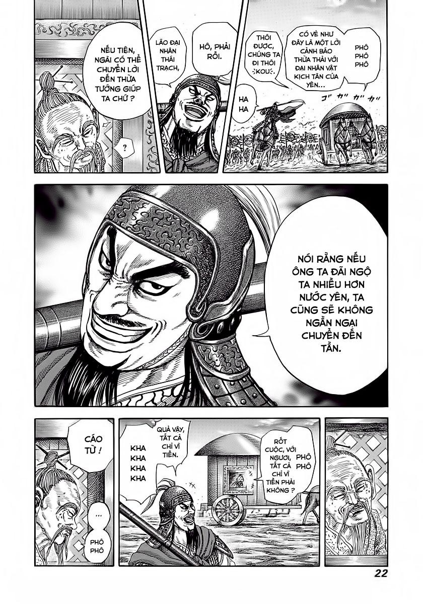 Kingdom - Vương Giả Thiên Hạ Chapter 251 page 20 - IZTruyenTranh.com