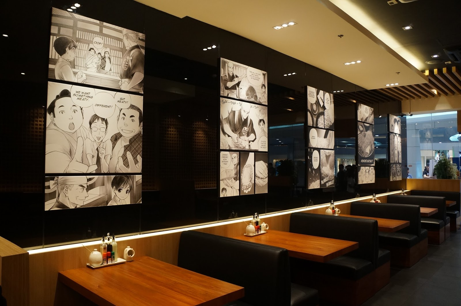 Yabu house of katsu opens at the block of sm city north for Asian cuisine 08054