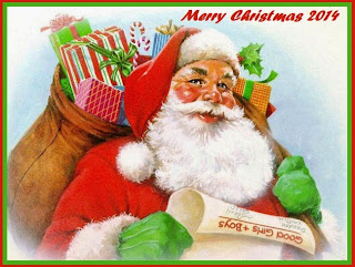 Merry Christmas 2015 Clip Art Santa Picture