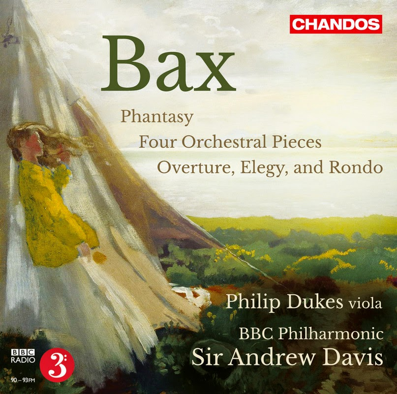 Blogger Musical (beautiful classical music): Sir Arnold Bax: Four ...