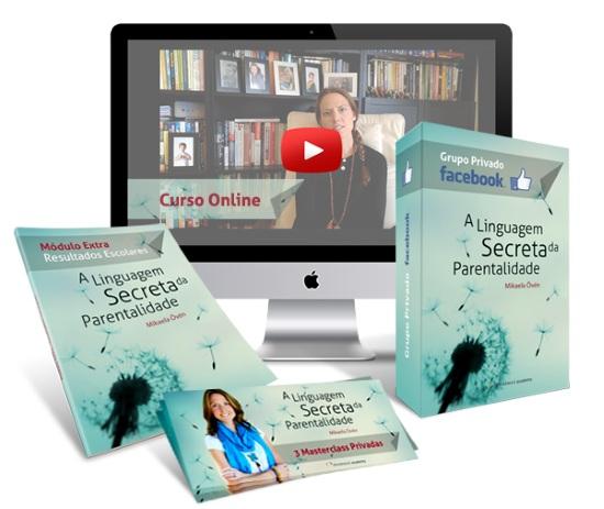 Curso A Linguagem Secreta da Parentalidade - Edição Brasileira
