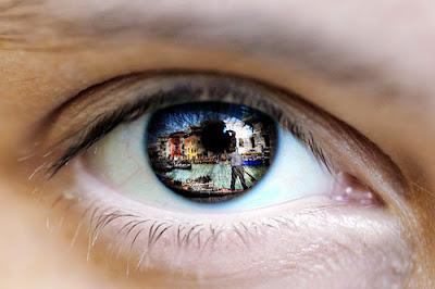 Eye Reflection Photoshop Teen DIY: Eye Reflecti...
