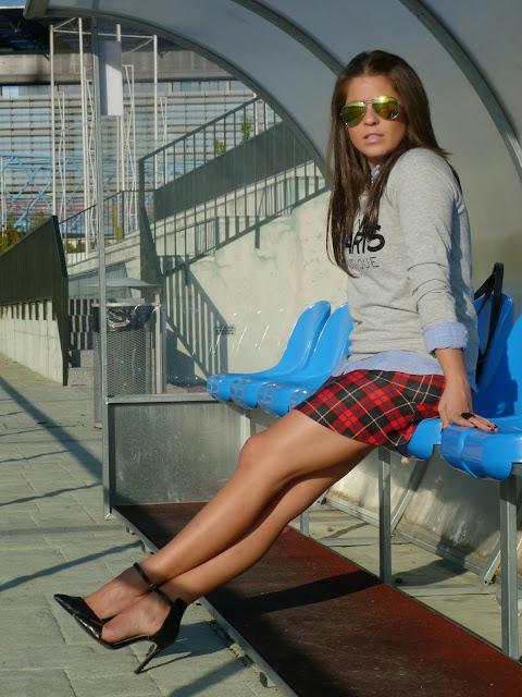 falda cuadros 5