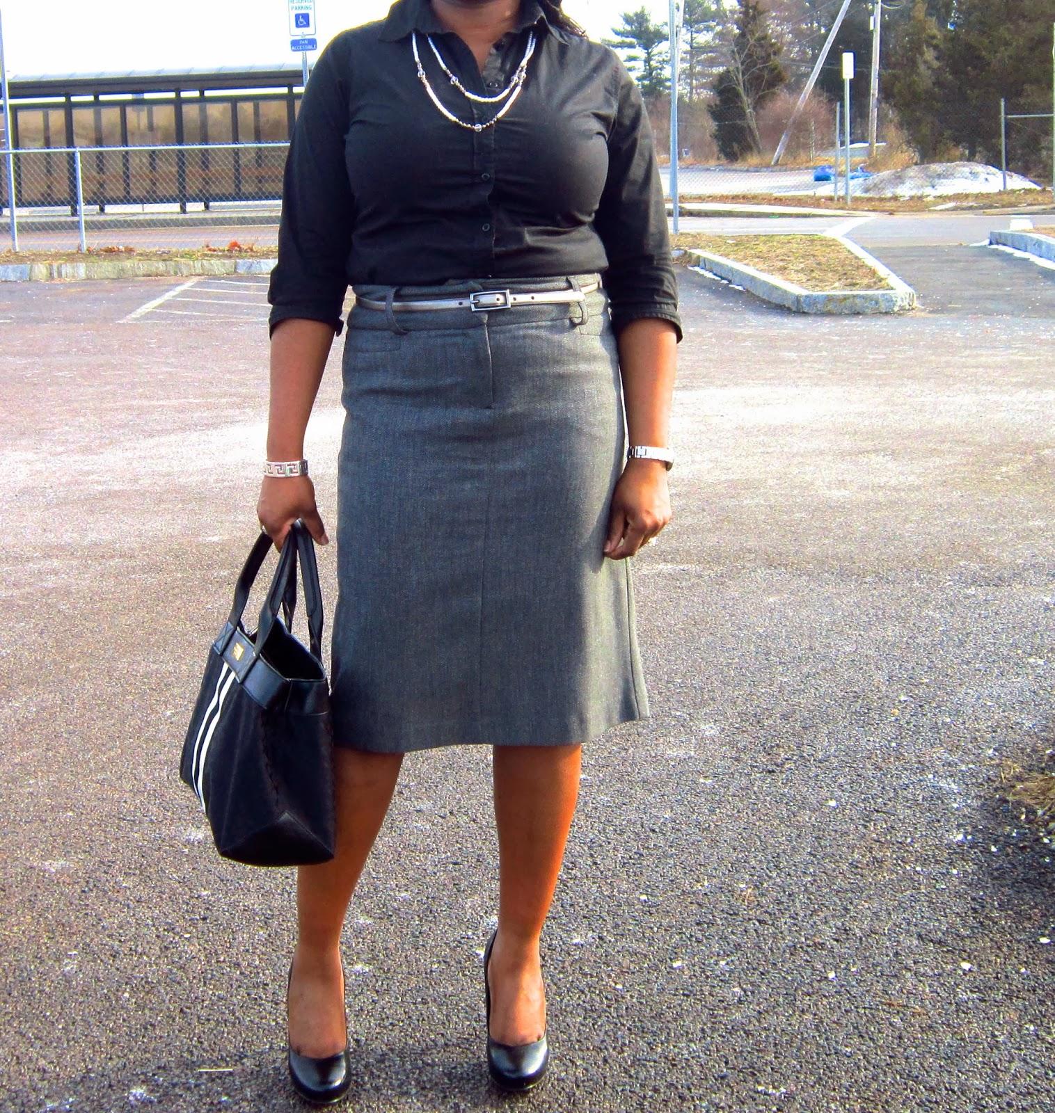 Woek wear outfit idea