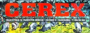 Charcuteria de productos ibéricos Cerex