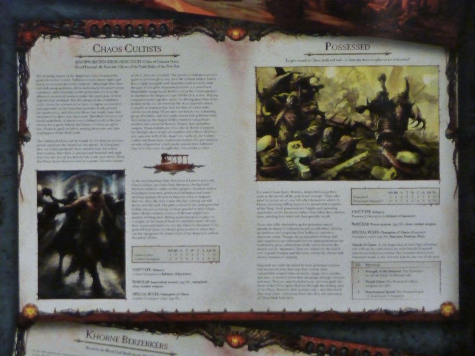 chaos space marines codex 6th online pdf