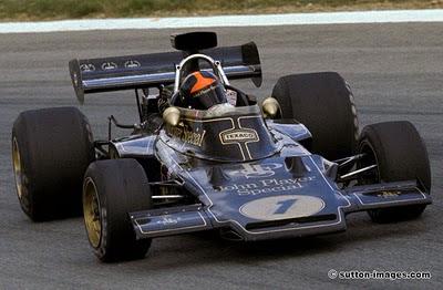 Lotus (clássica), equipe histórica de Formula 1 de 1972 - by voltarpida.blogspot.com