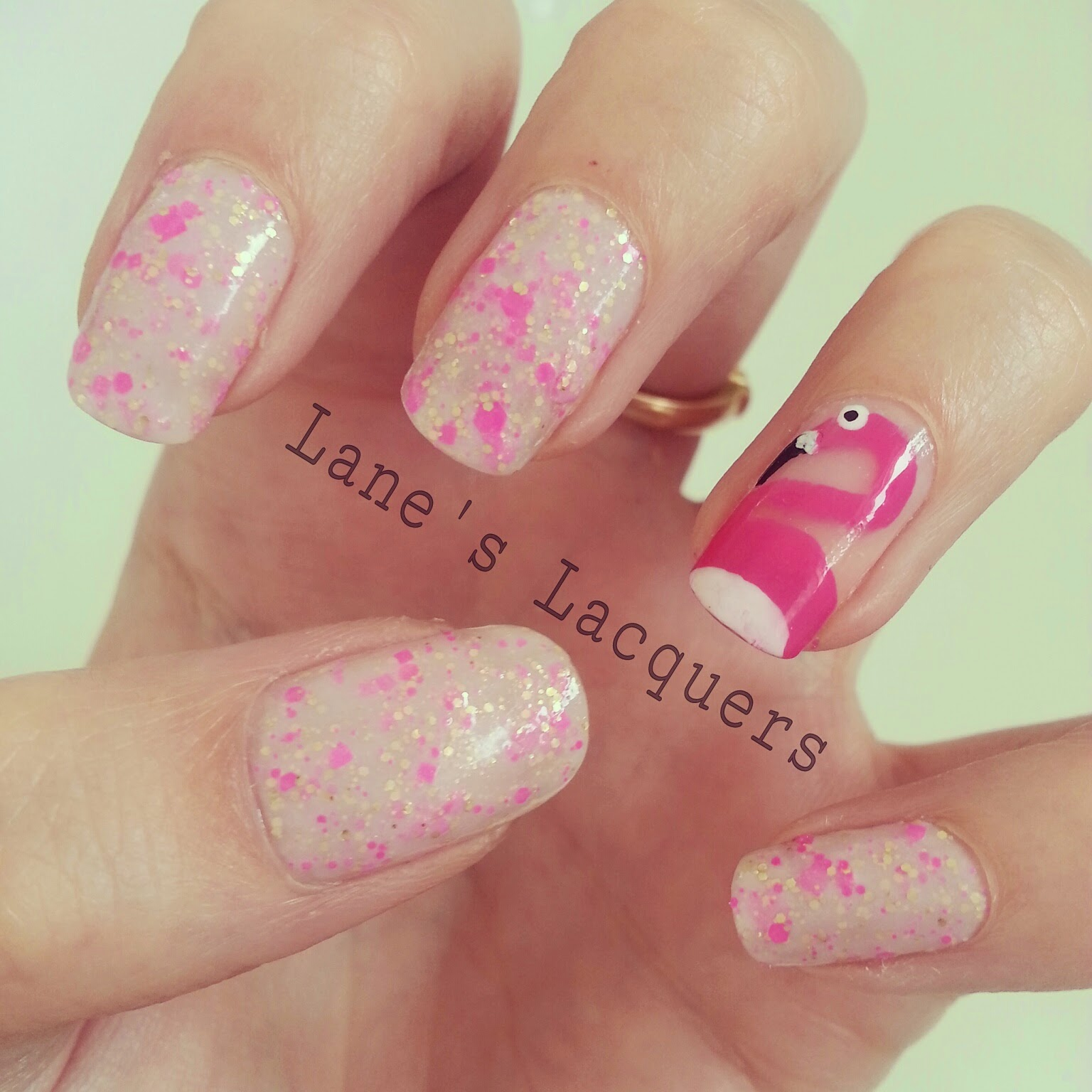 hare-polish-flight-of-the-flamingos-nail-art (1)