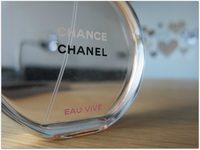 Chanel Chance Eau Vive Perfume Review