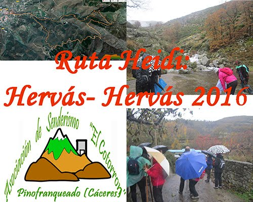 Ruta Heidi 2016