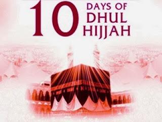 Keutamaan 10 hari pertama bulan Dzulhijjah