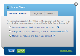Hotspot Shield 2.78 � Lindungi Privacy Saat Online