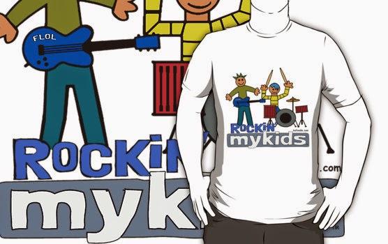Florentina's Rockin' MyKids©